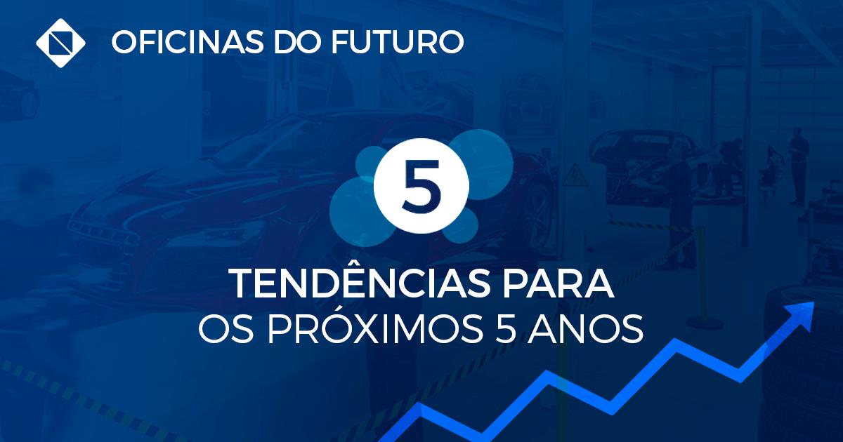 Oficinas do Futuro: 5 Tendências para os próximos 5 anos
