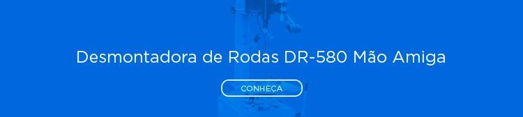 Conheça a Desmontadora de rodas DR-580 (Mão Amiga) da Engecass