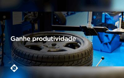 Ganhe produtividade com a Desmontadora de Pneus Pneumática