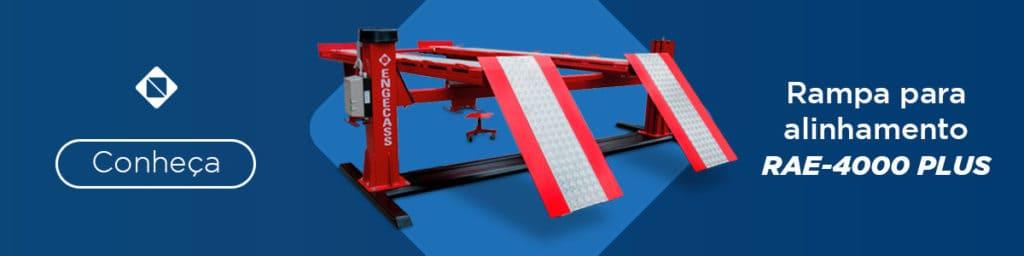 Rampa para Alinhamento Modelo RAE-4000 PLUS | Peça Seu Orçamento | Engecass
