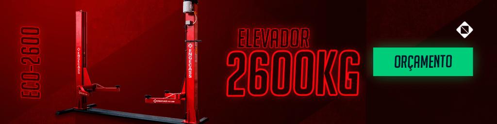 Elevador Automotivo ECO – 2600