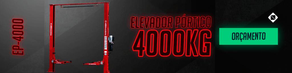 Elevador Hidráulico EP 4000