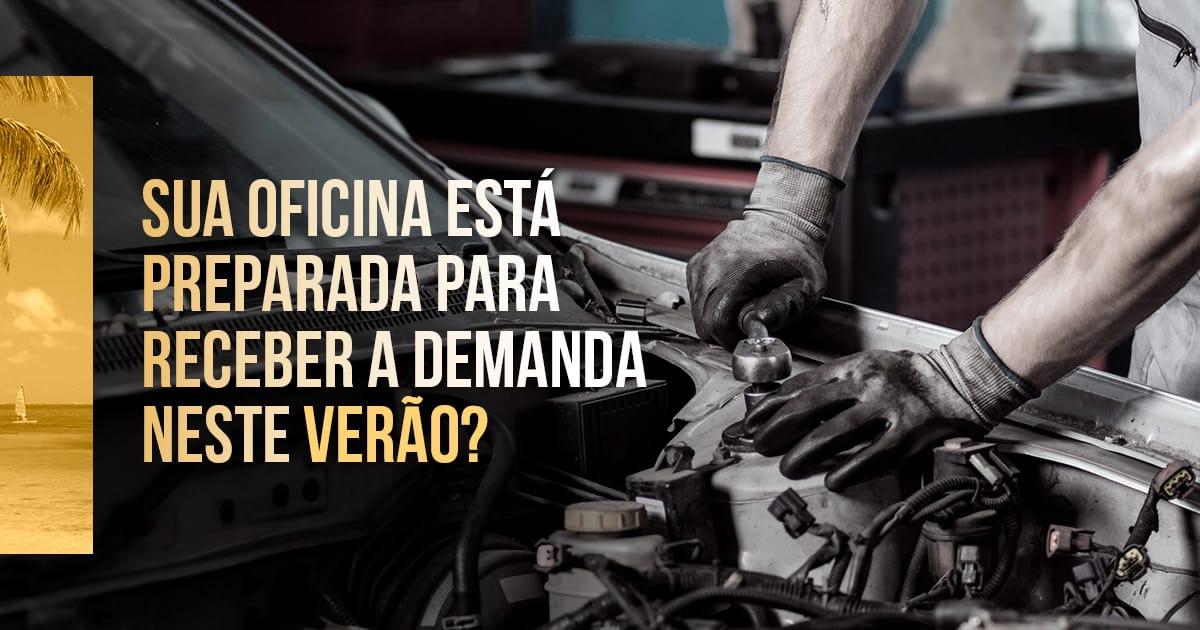 Sua oficina mecânica está preparada para receber a demanda neste verão?