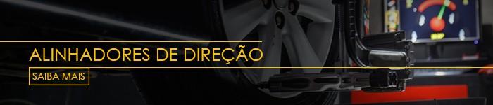 Conheça nossa linha de Alinhadores de Direção para seu Auto Center!