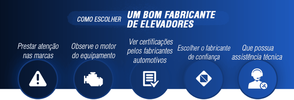 Como escolher o elevador para carros ideal?