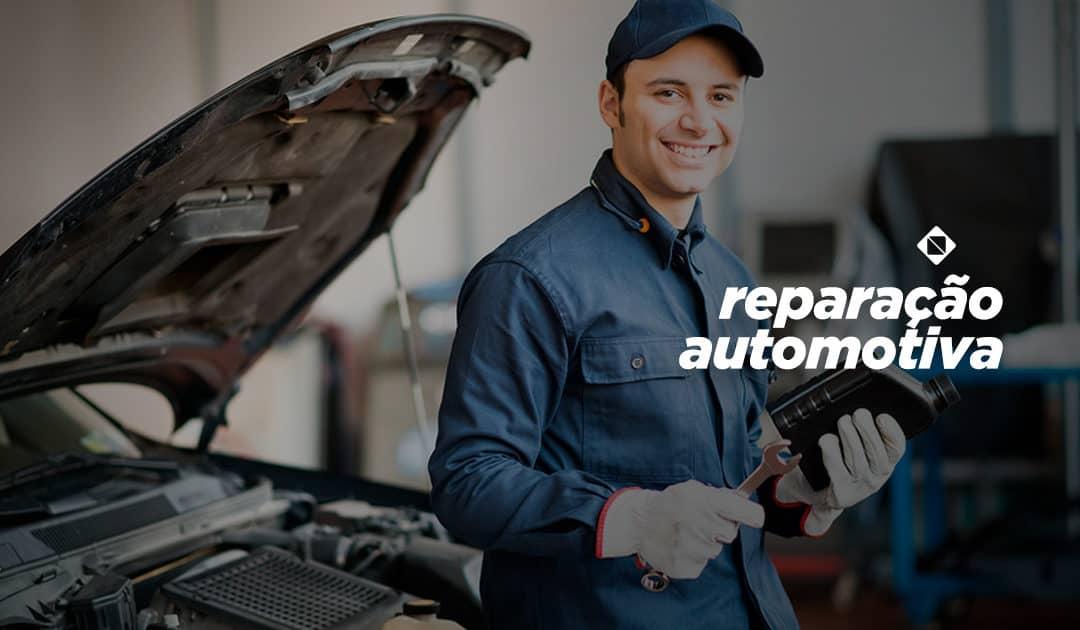 Reparação automotiva: saiba como investir!