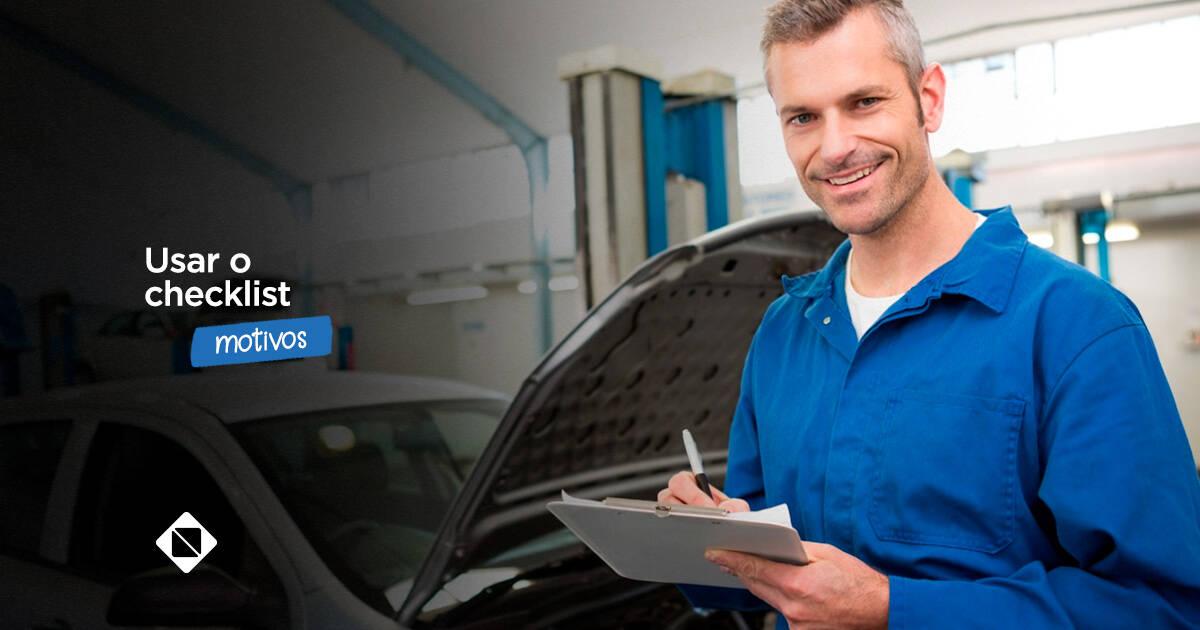 Oficina-mecânica-motivos-para-você-usar-o-checklist