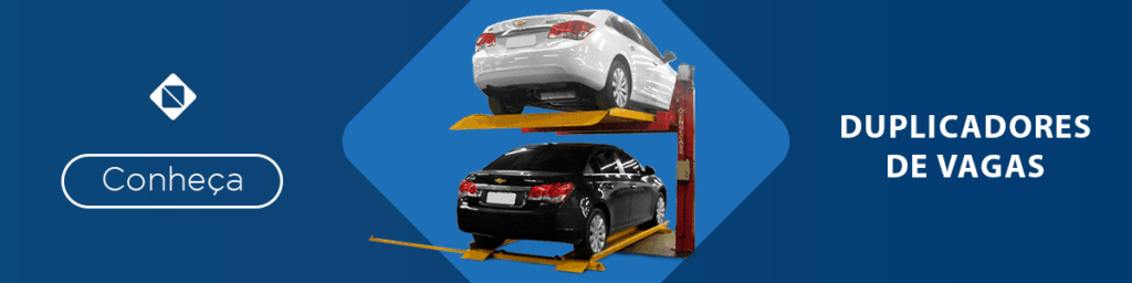 Duplicadores de Vagas para seu Auto Center