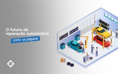 Como se preparar para o mercado e o futuro da reparação automotiva