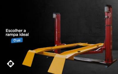Guia para escolher a rampa para troca de óleo ideal