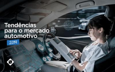 Conheça as tendências para o mercado automotivo 2019
