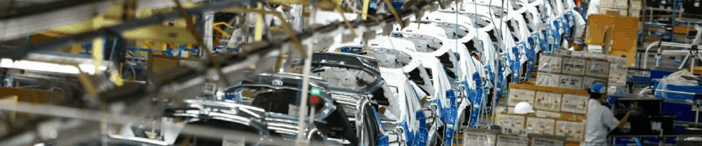 Por que a tecnologia é importante para a indústria automobilística?