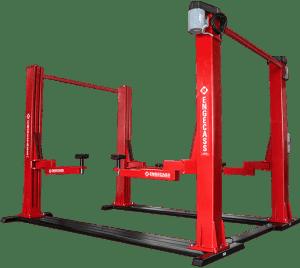 Elevador automotivo 4 colunas 4000kg/5000kg   Engecass