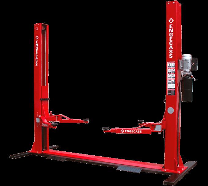 Elevador automotivo Hidráulico 4000kg   Engecass