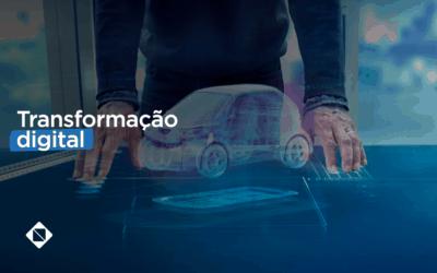 O que é a transformação digital no setor automotivo