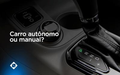 Carros autônomos ou carros manuais: qual é a melhor opção?