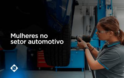 As mulheres são destaque no setor automotivo