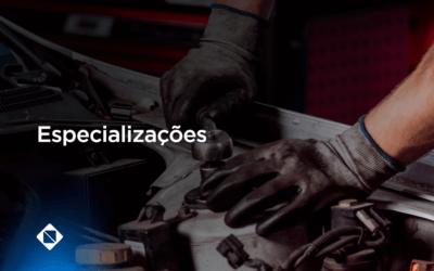 Conheça as especializações para  trabalhar com mecânica de automóveis