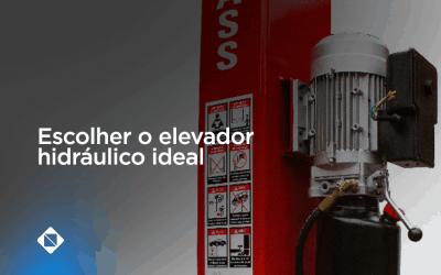 Dicas de como escolher o elevador automotivo hidráulico ideal
