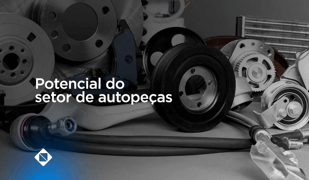 O potencial do setor de autopeças dentro da sua oficina mecânica