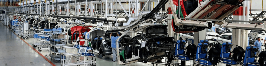 Setor automotivo: conheça a evolução das linhas de montagem dos automóveis