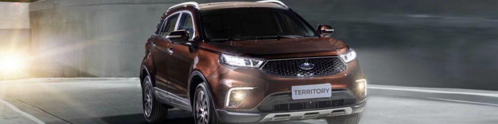 Como é o novo SUV Ford Territory?