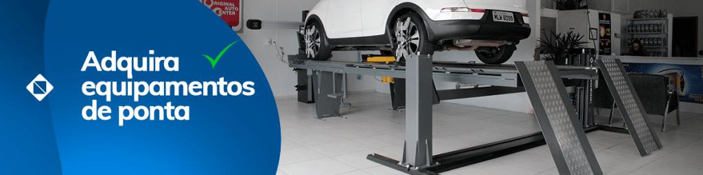 Aumentar a produtividade da oficina da sua concessionária | Adquira equipamentos de ponta