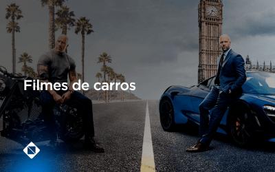 Filmes de carros para você que é amante do mundo automobilístico