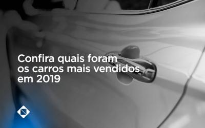 Confira quais foram os carros mais vendidos em 2019