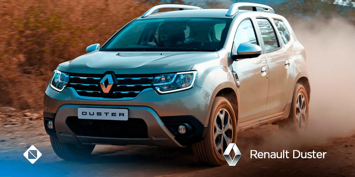 Renault Duster | Engecass