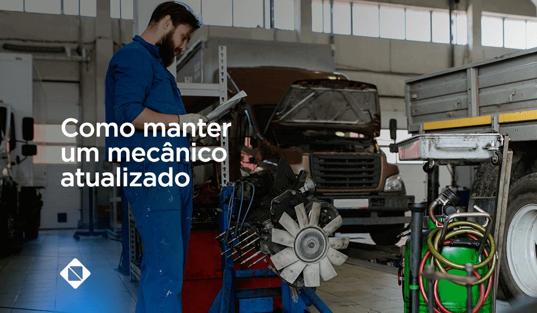 Saiba como manter um mecânico de automóveis sempre atualizado
