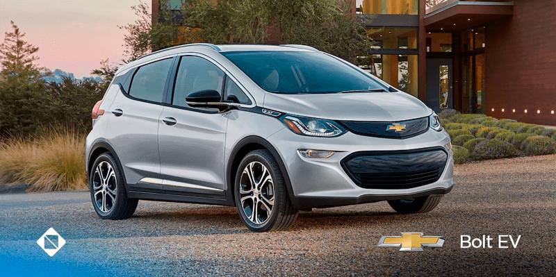 Carro Bolt EV - Carros Elétricos