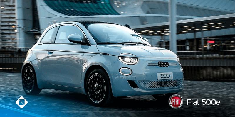 Fiat 500e - Carros elétricos | Engecass