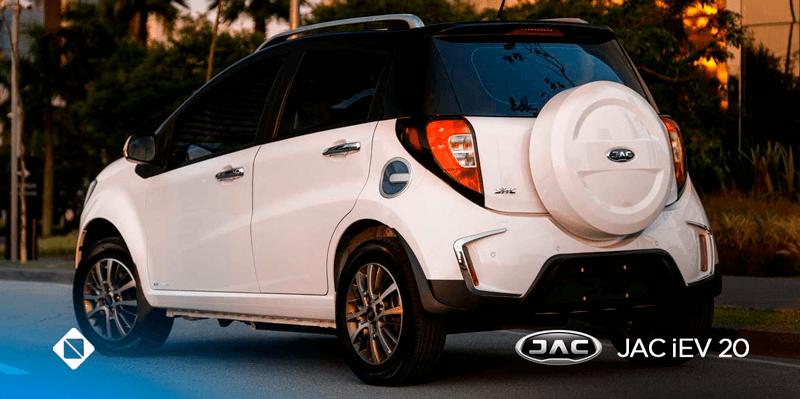 JAC IEV 20 - Carros elétricos