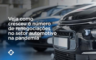 Veja como cresceu o número de renegociações no setor automotivo na pandemia