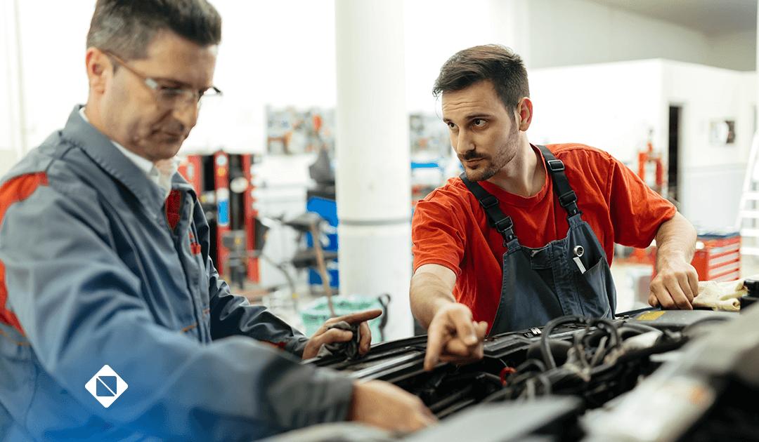 Cursos para oficinas mecânicas: mantenha sua equipe atualizada