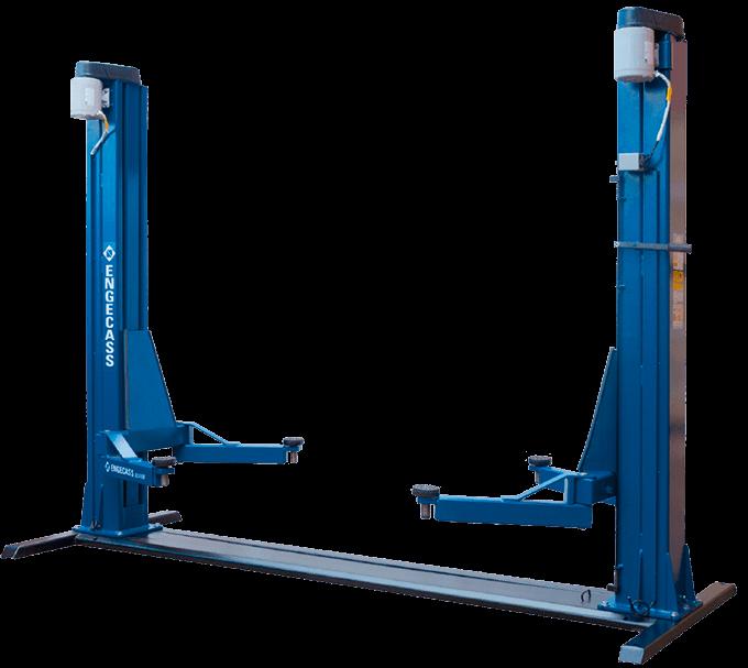 Elevador automotivo ECO 4100 kg   Engecass Automotivo