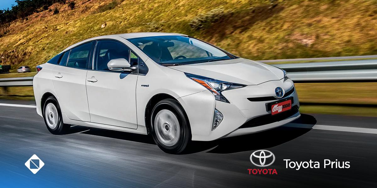 Carros Híbridos - Toyota Prius | Engecass
