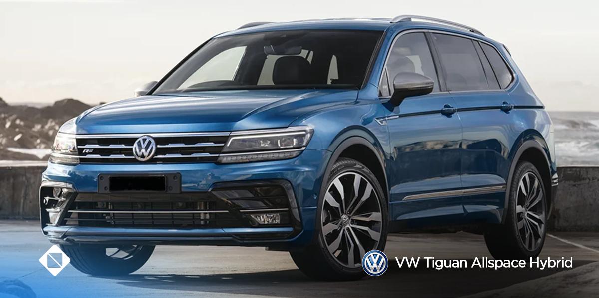 Carros híbridos — VW Tiguan Allspace eHybrid | Engecass